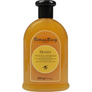Bettina Barty Honey Bain douche et creme 500 ml