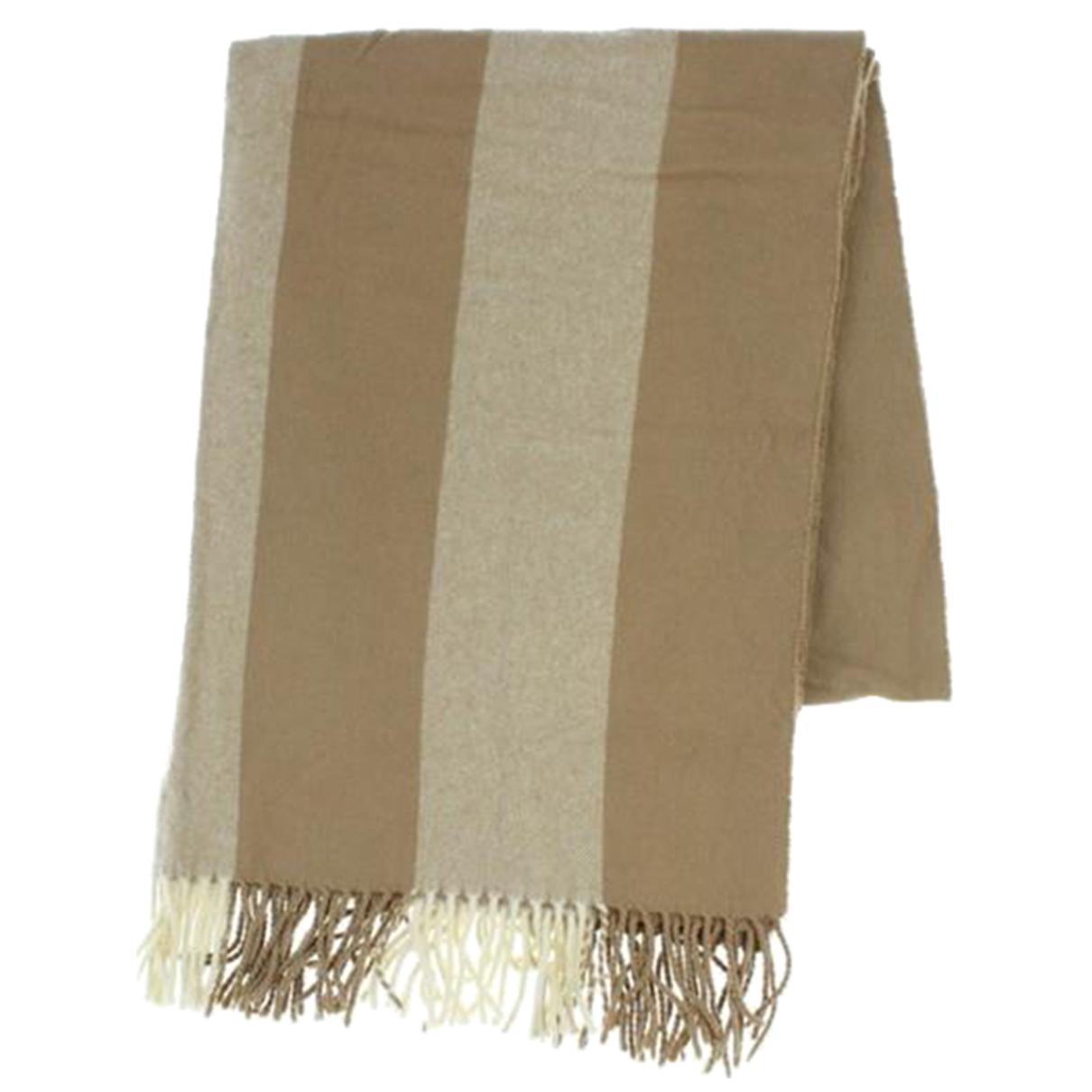 Acne Studios \N Beige Wool scarf for Women \N