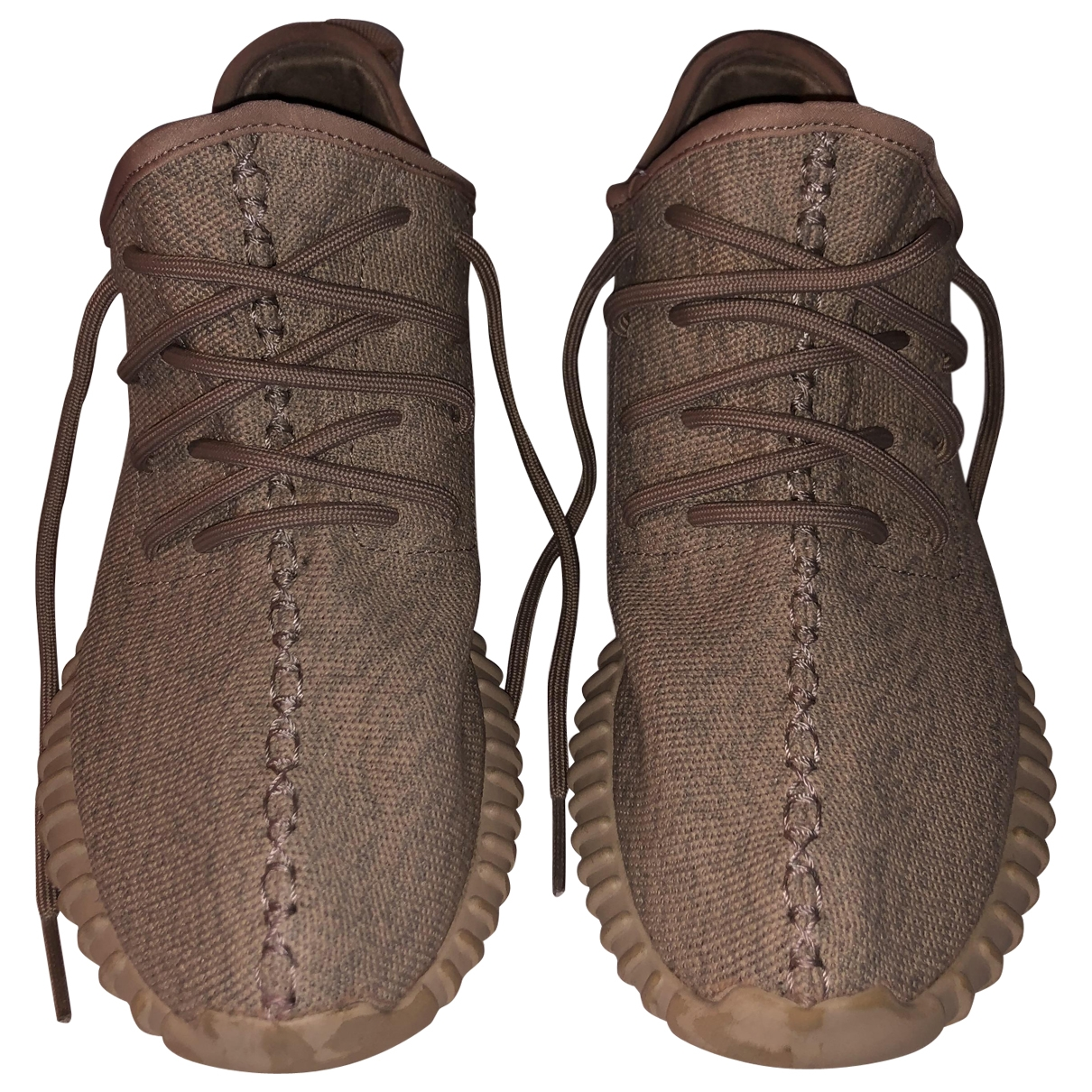 Yeezy X Adidas \N Beige Cloth Trainers for Men 9.5 US