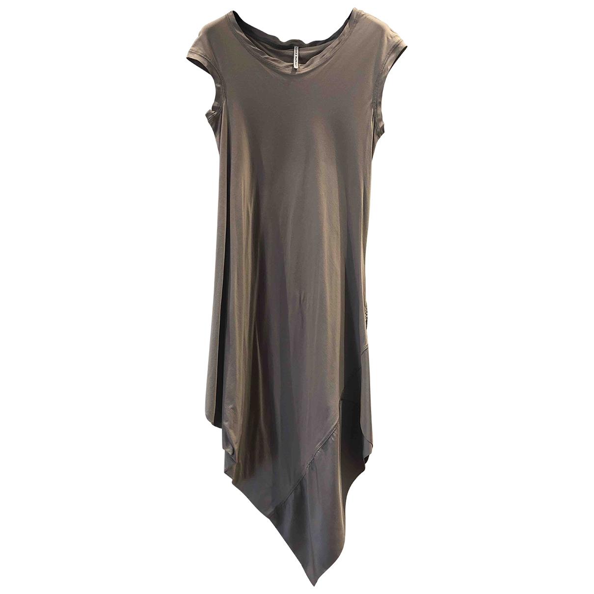 Liviana Conti \N Cotton - elasthane dress for Women 42 IT