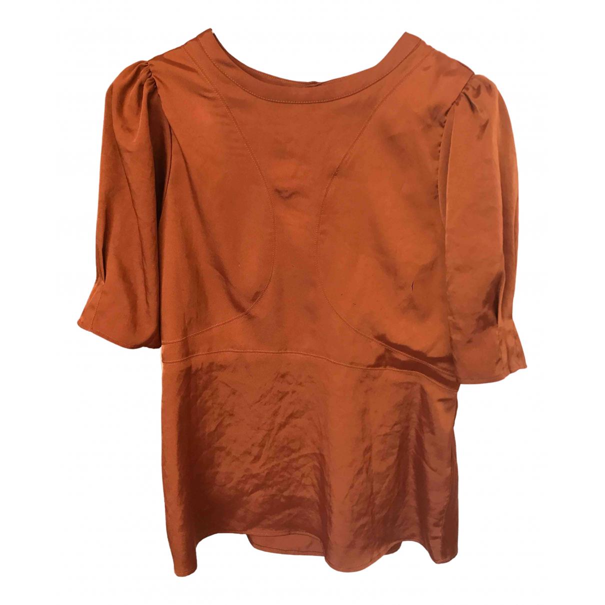 Soeur - Top   pour femme - orange