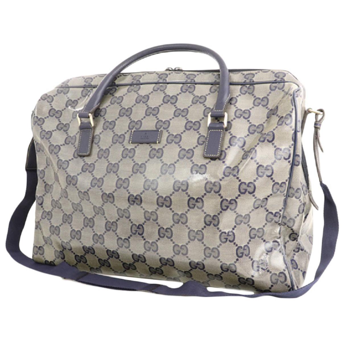 Gucci - Sac de voyage   pour femme en cuir