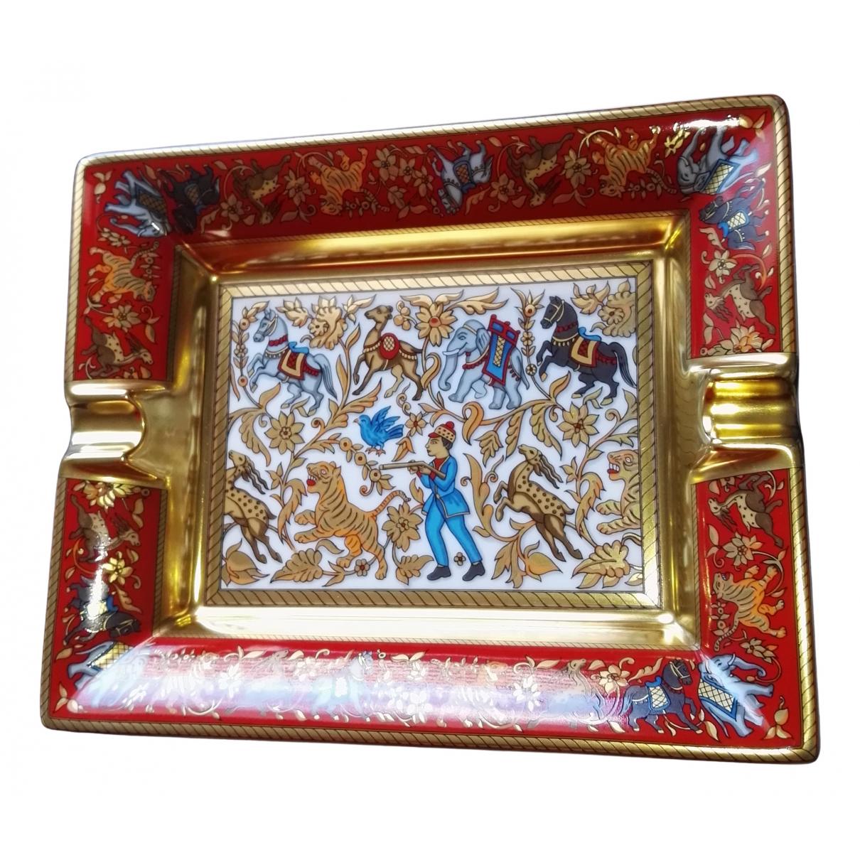 Hermès \N Porcelain Home decor for Life & Living \N