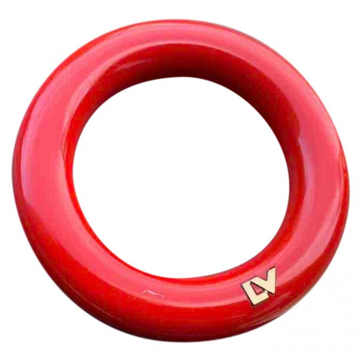 Louis Vuitton - Bracelet   pour femme - rouge