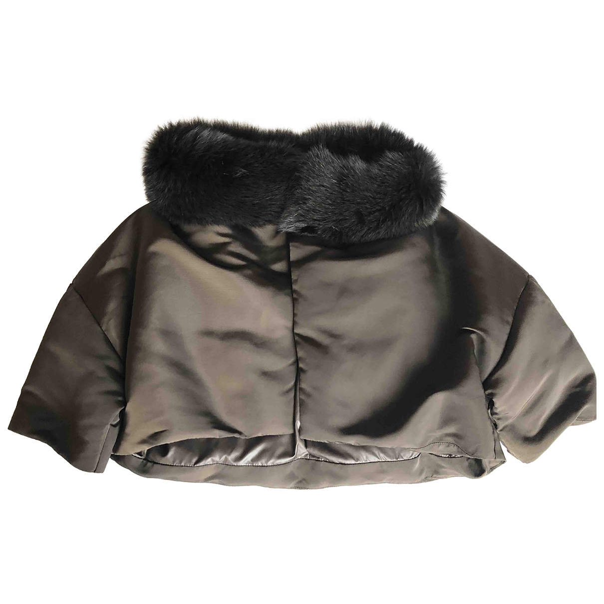 Moschino Cheap And Chic - Veste   pour femme - marron