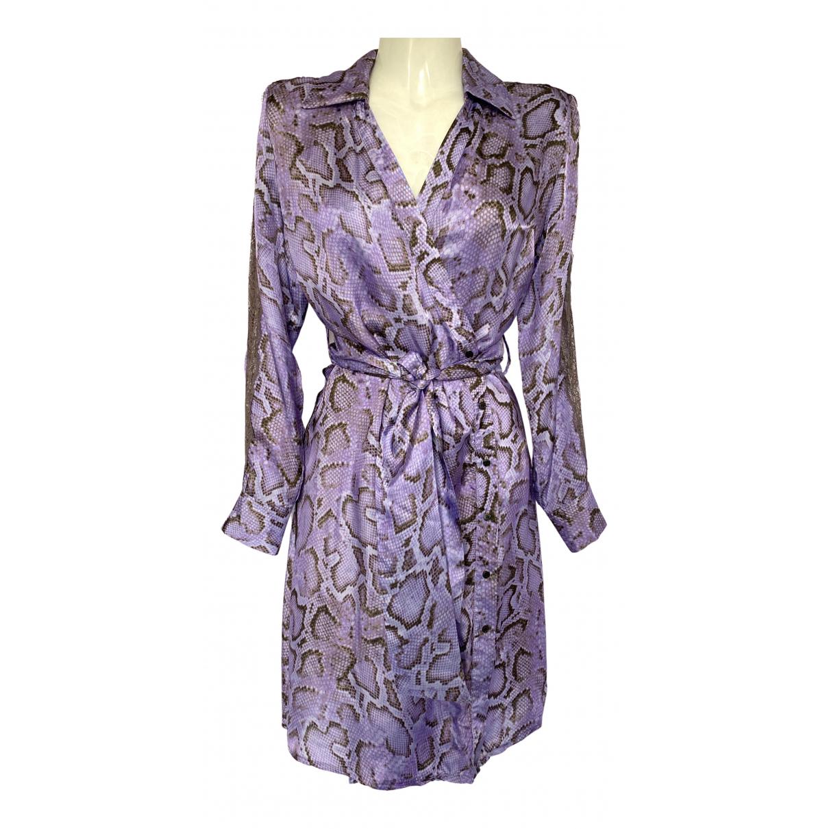Pinko N Purple dress for Women 40 IT