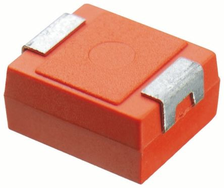 AVX 68μF Niobium Capacitor 6.3V dc ±20% Surface Mount 6mm NOS Series (25)