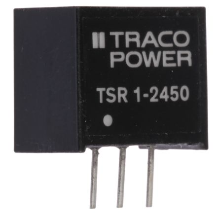 TRACOPOWER Through Hole Switching Regulator, 5V dc Output Voltage, 6.5 → 36V dc Input Voltage, 1A Output Current