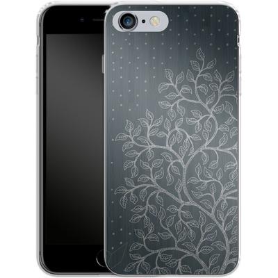 Apple iPhone 6s Plus Silikon Handyhuelle - Tree von Daniel Martin Diaz