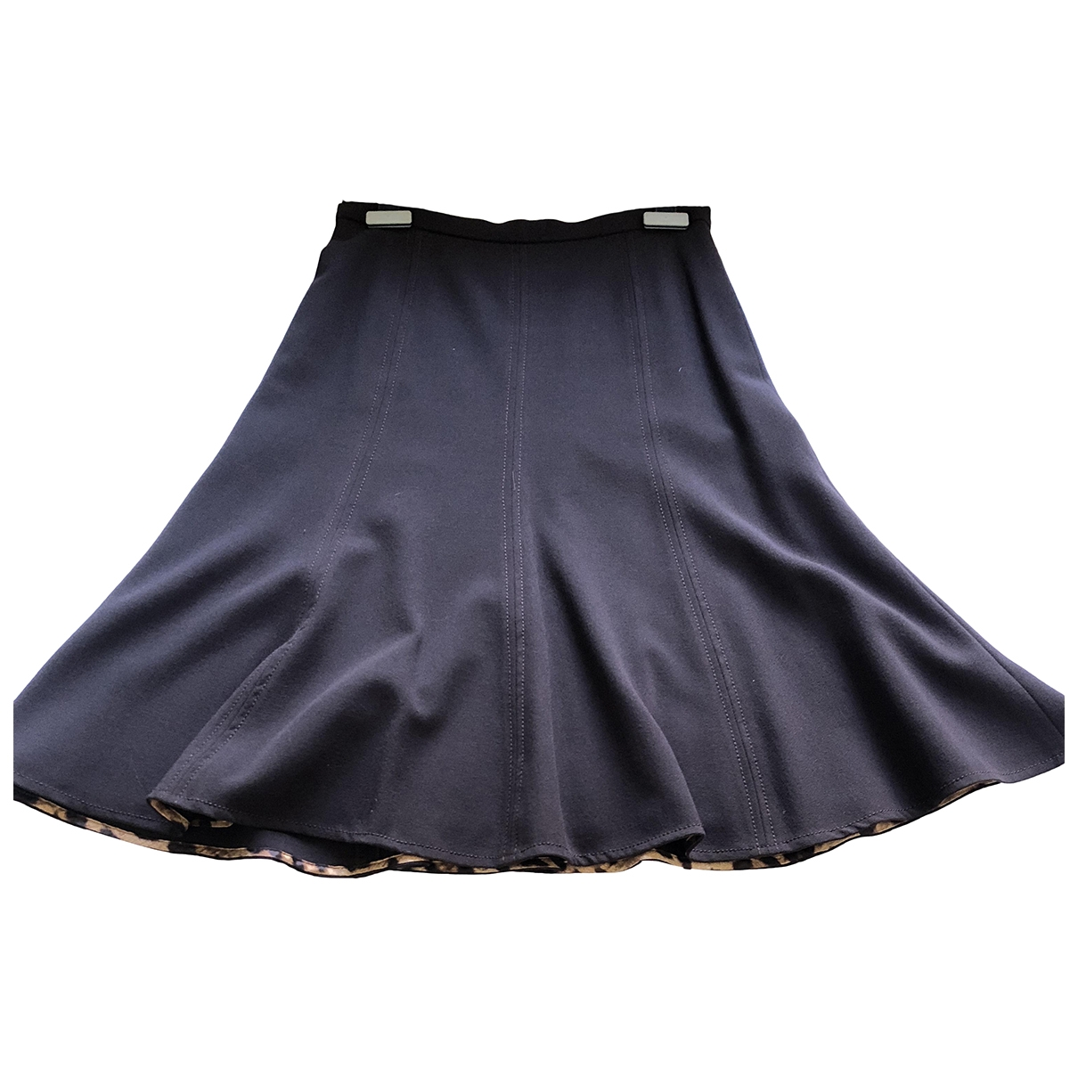Dolce & Gabbana \N Brown Wool skirt for Women 40 IT
