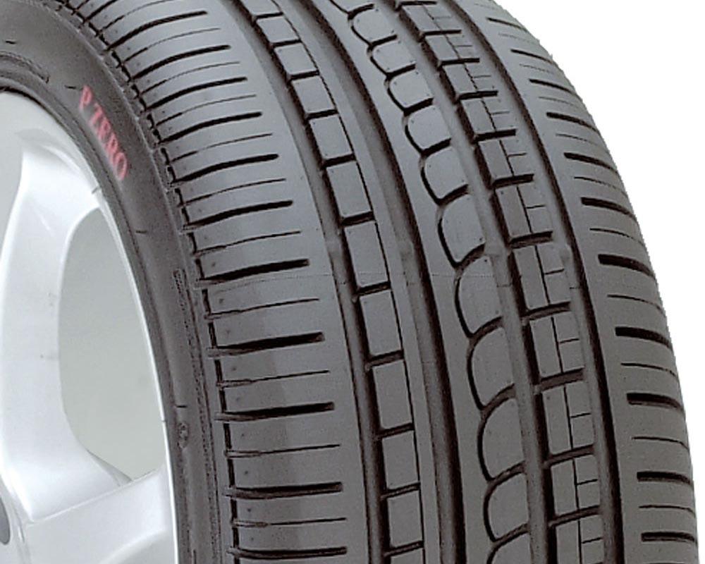 Pirelli 2540500 P Zero Rosso Tire 255/40 R17 94Y SL BSW N3