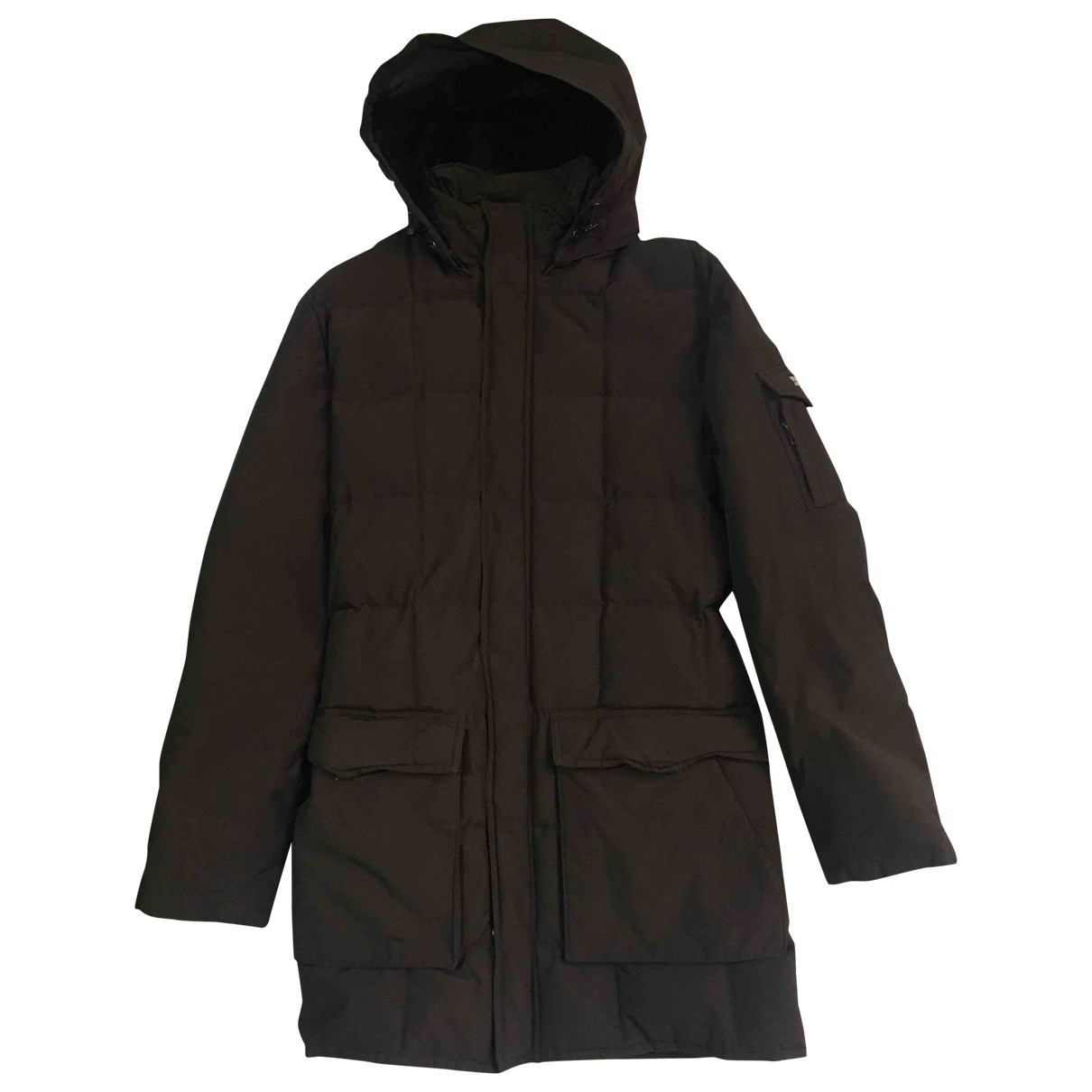 Woolrich \N Brown jacket  for Men XL International