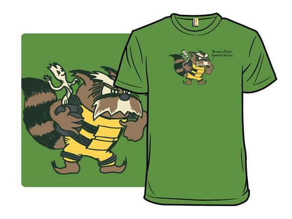 I Speak For This Tree T Shirt