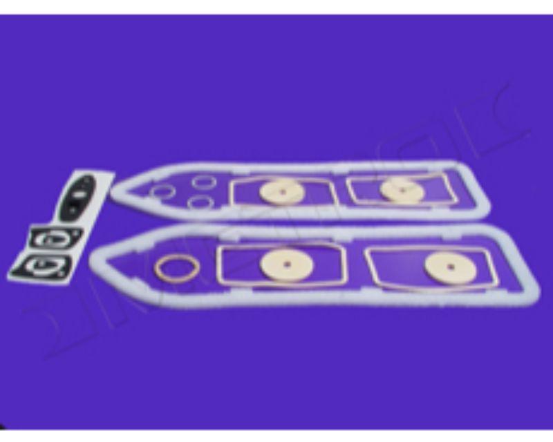 Metro Moulded LGK 7727-100 Lens Gasket Kit