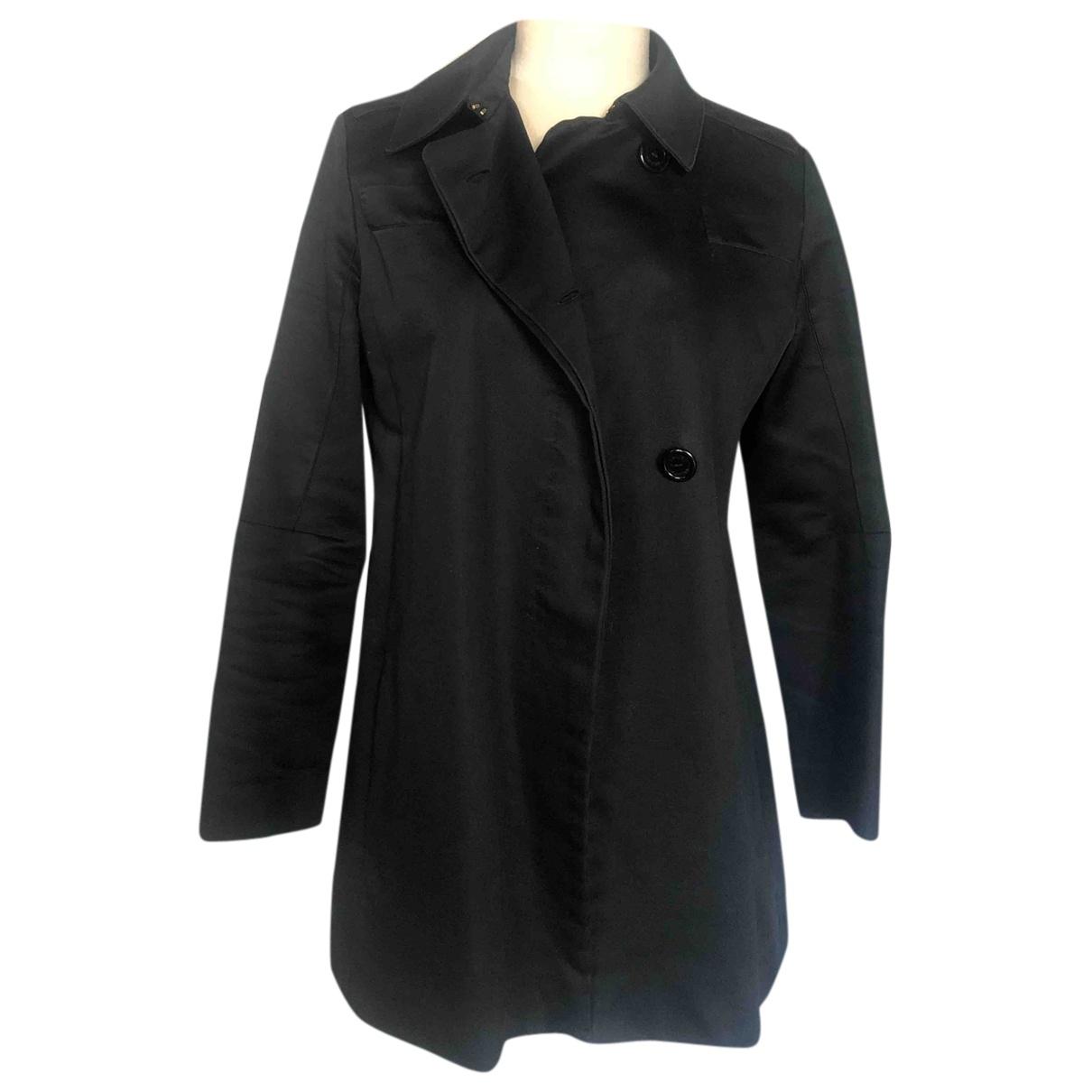 Louis Vuitton \N Black Cotton jacket for Women 38 FR