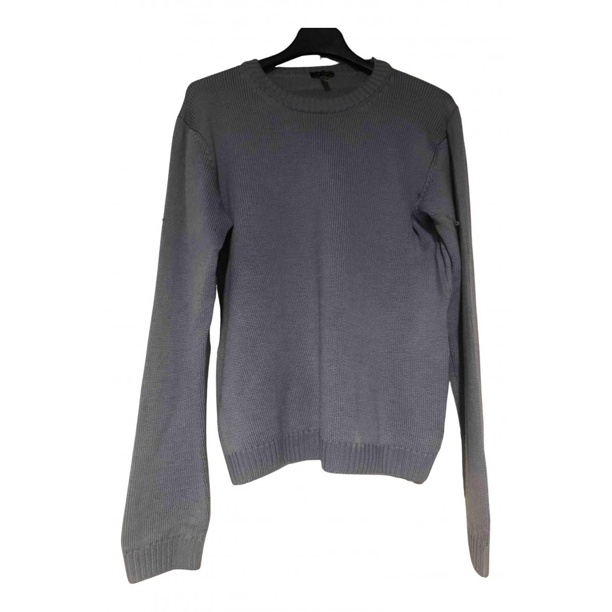 Armani Jean - Pull   pour femme en laine - turquoise