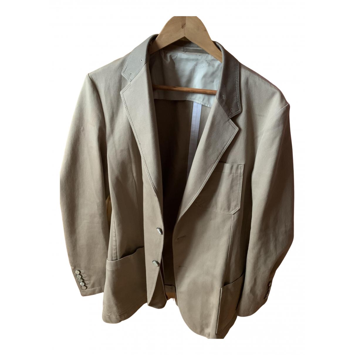 Gucci - Vestes.Blousons   pour homme en coton - marron