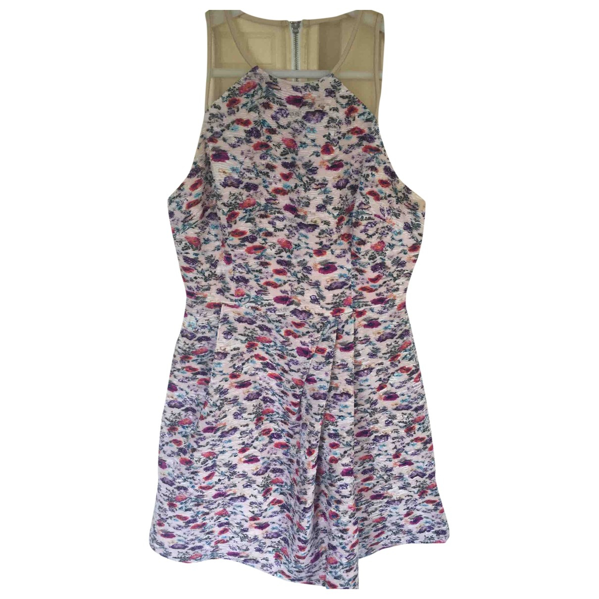 Alex Perry \N Kleid in  Bunt Polyester