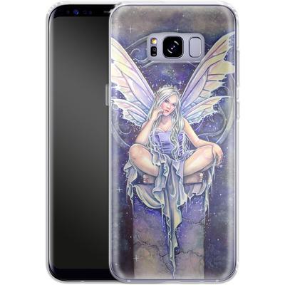 Samsung Galaxy S8 Plus Silikon Handyhuelle - Shimmer von Selina Fenech