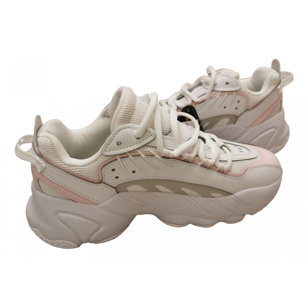 Fila \N Sneakers in  Rosa Polyester