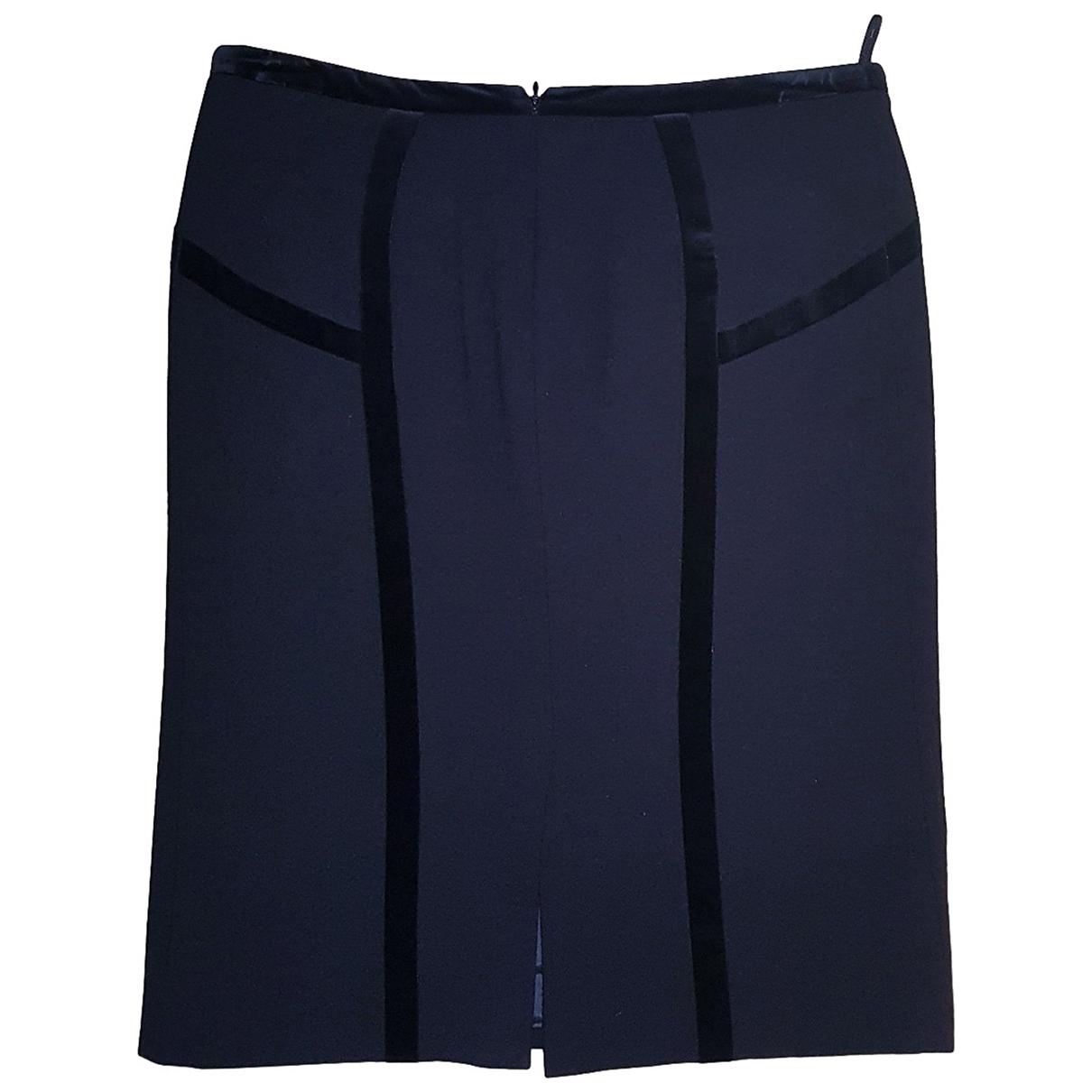Falda midi de Lana Gianni Versace