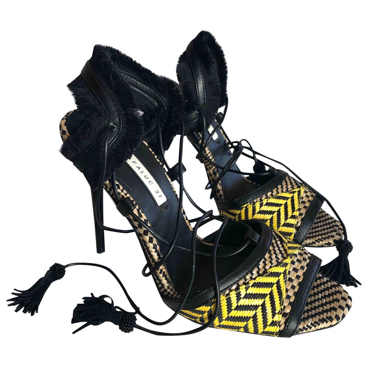 Zara N Black Heels for Women 37 EU