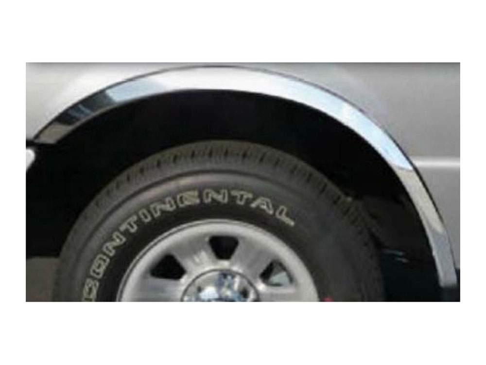 Quality Automotive Accessories Stainless Steel Wheel Well Fender Ford Ranger 2007