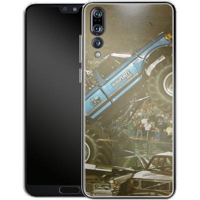 Huawei P20 Pro Silikon Handyhuelle - Bigfoot 4x4 von Bigfoot 4x4