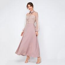 Prendas arabes Transparente Liso Glamour