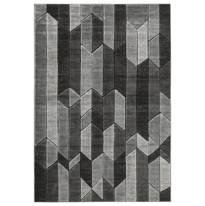 Chayse Collection R403461 Large Rug in