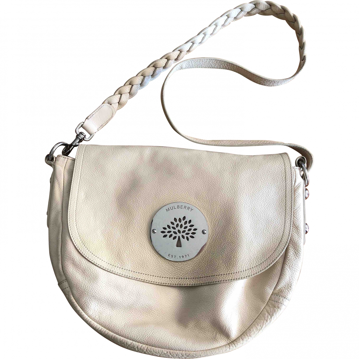 Mulberry \N Pink Leather handbag for Women \N