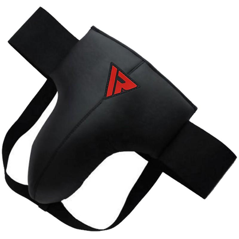 RDX X1 Coquille Protection Grande Noir Cuir PU