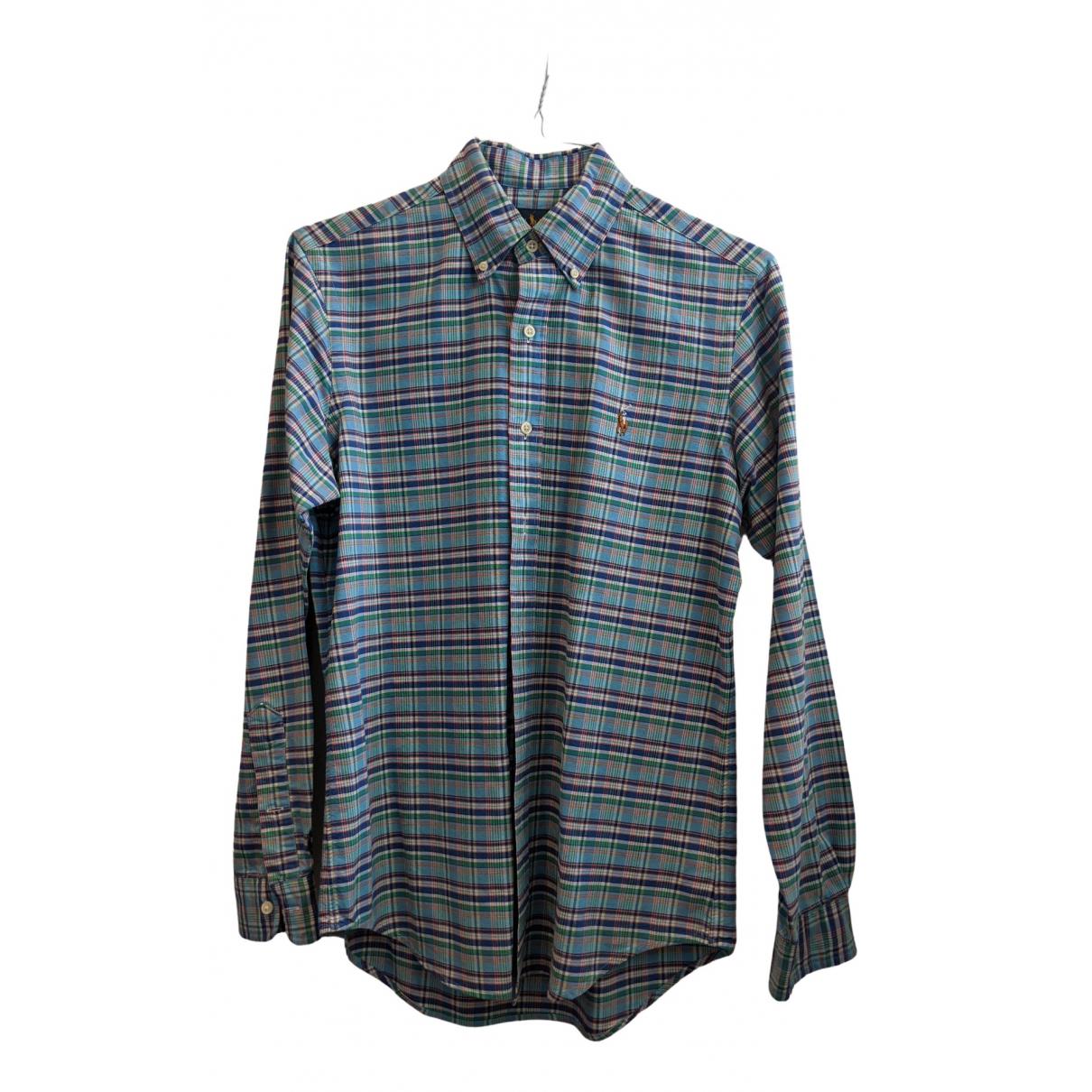 Ralph Lauren - Chemises   pour homme en coton - multicolore