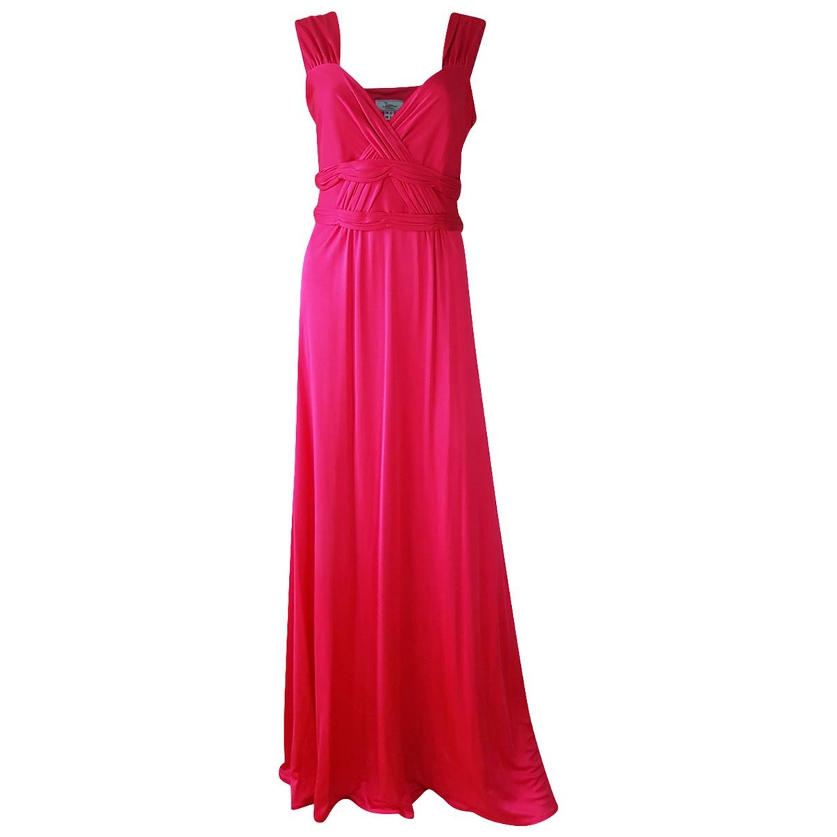 Maxi vestido de Seda Issa
