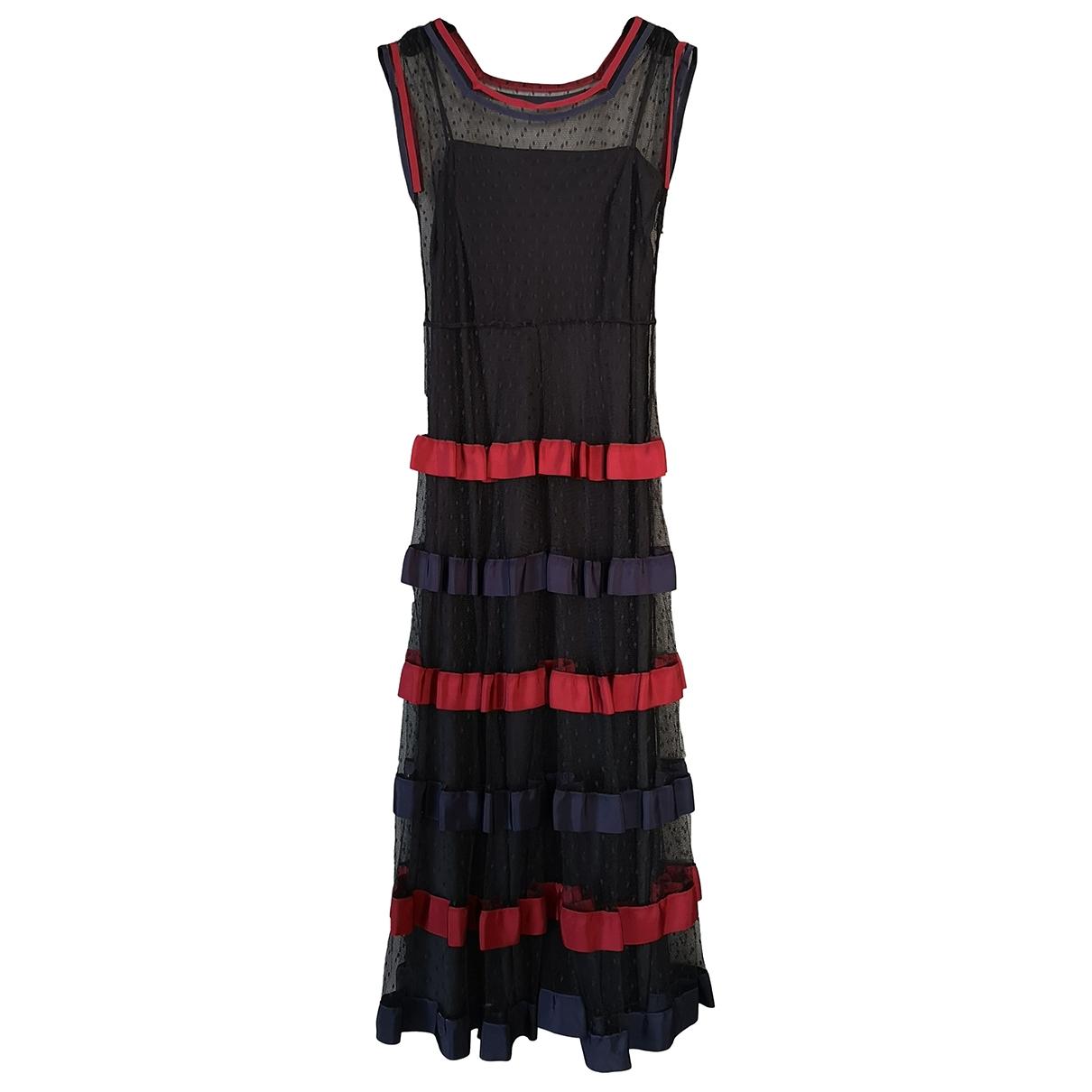 Red Valentino Garavani \N Multicolour dress for Women 44 IT