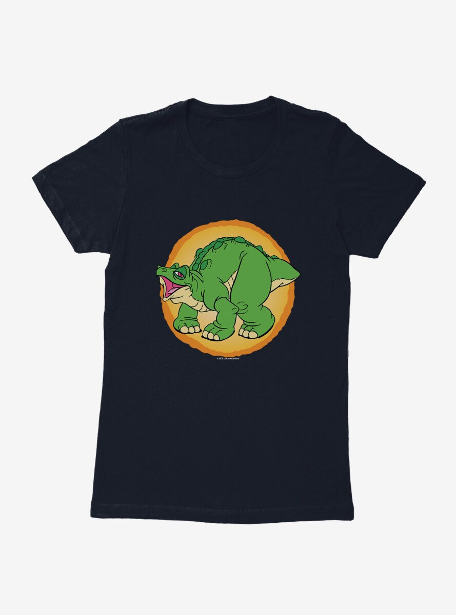 The Land Before Time Spike Character Womens T-Shirt