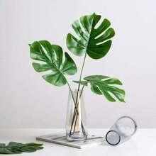 Artificial Turtle Leaf 1pc