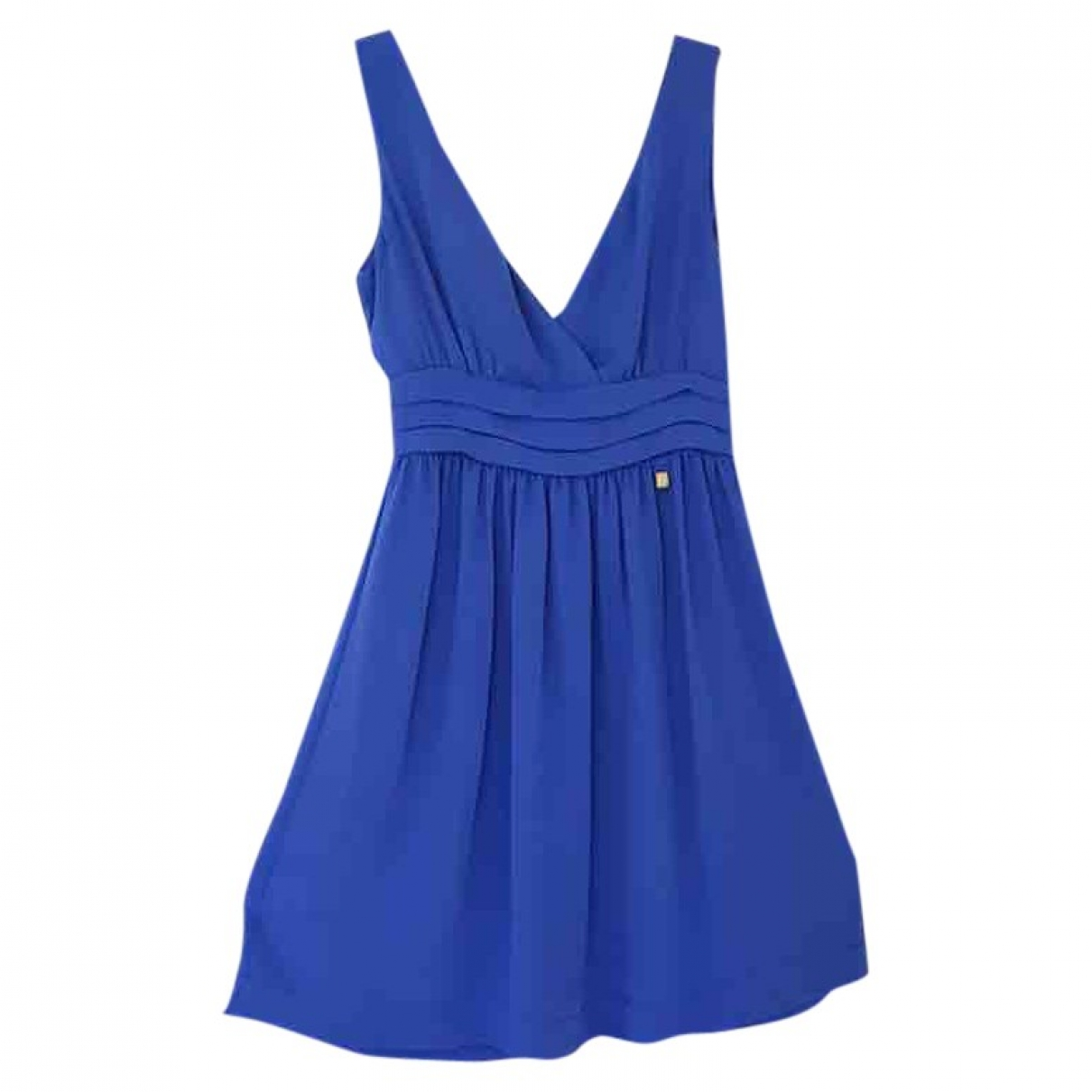 Non Signé / Unsigned \N Blue dress for Women 12 UK
