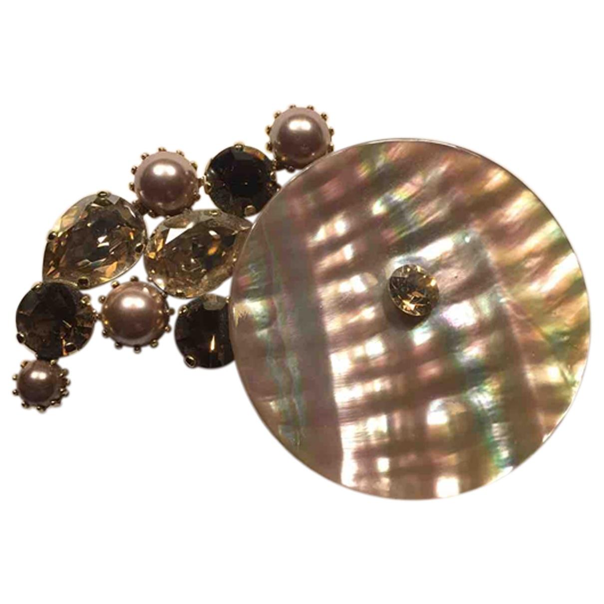 Giorgio Armani \N Multicolour Metal Pins & brooches for Women \N