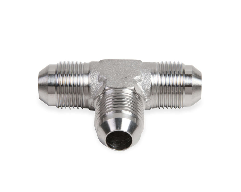 Earl's Performance SS982404ERL -4 AN T FITTING STAINLESS STEEL