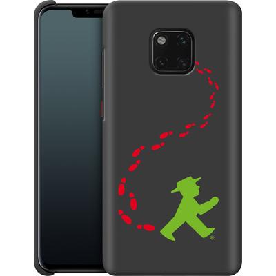 Huawei Mate 20 Pro Smartphone Huelle - AMPELMANN Footsteps  von AMPELMANN