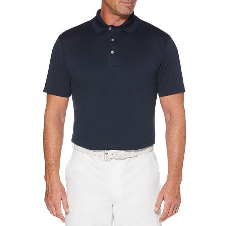PGA TOUR Airflux Polo Shirt, Medium , Blue