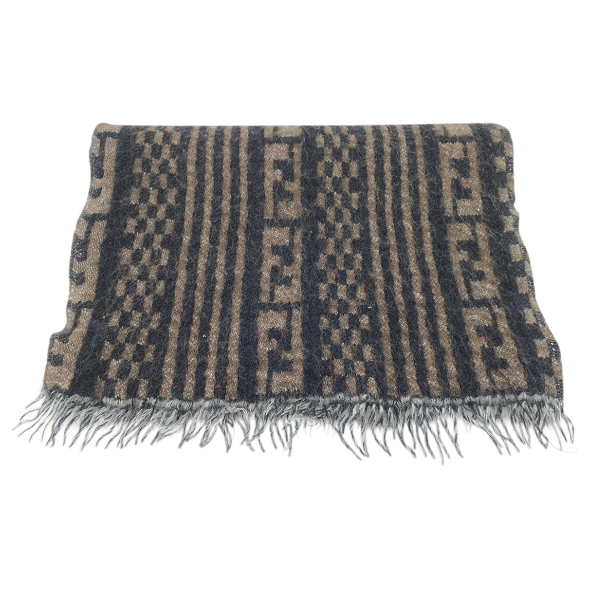 Fendi \N Schal in Wolle