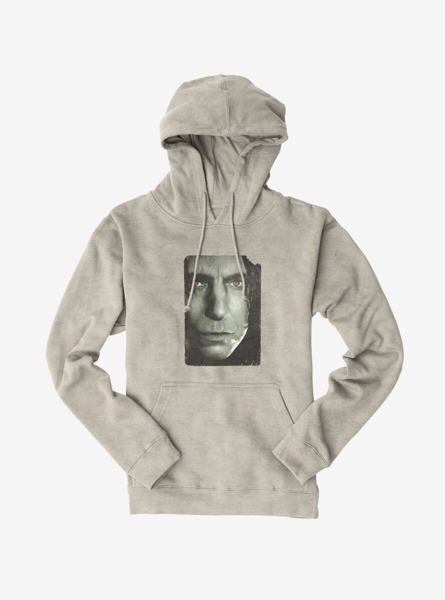 Harry Potter Close Up Snape Hoodie