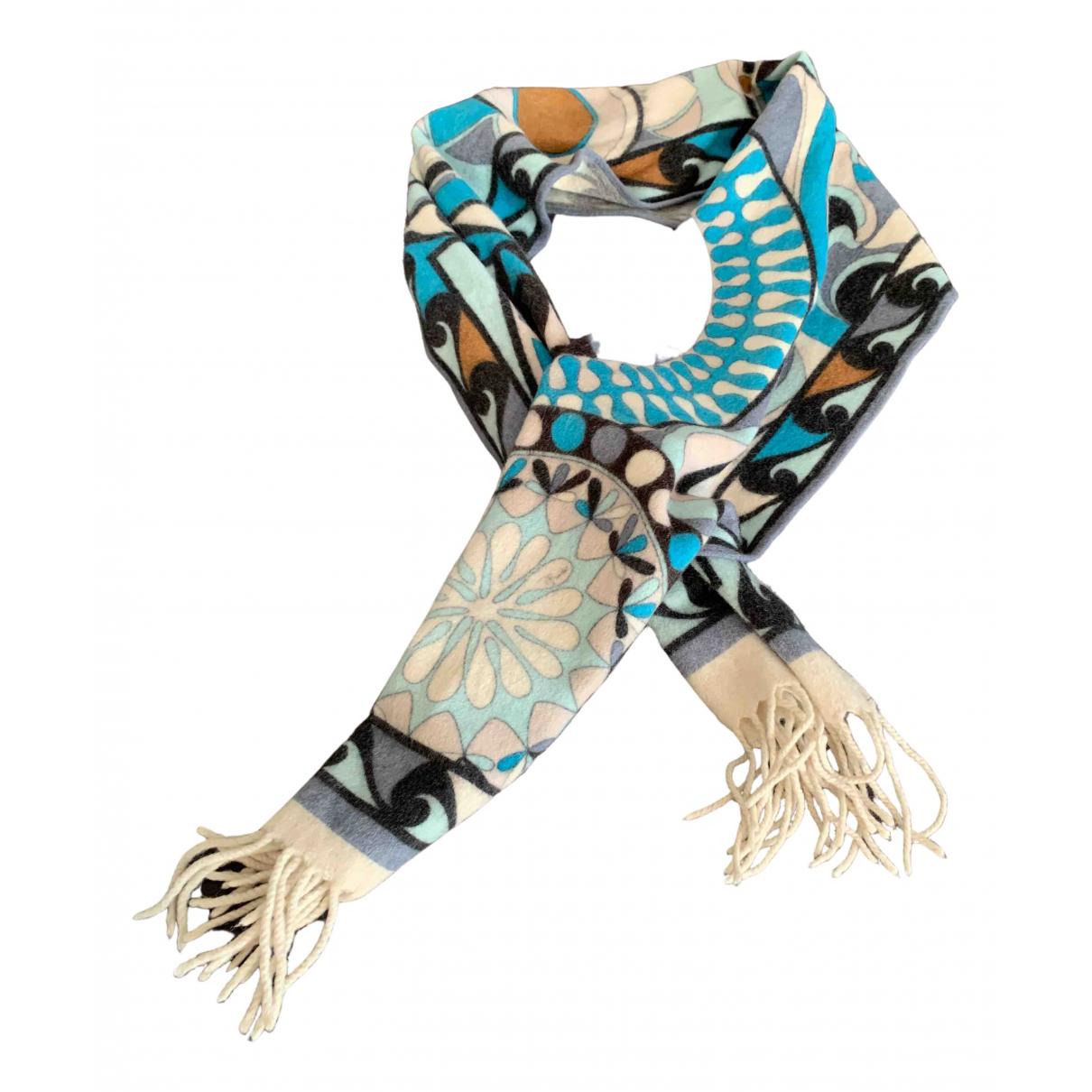 Emilio Pucci N Cashmere scarf for Women N