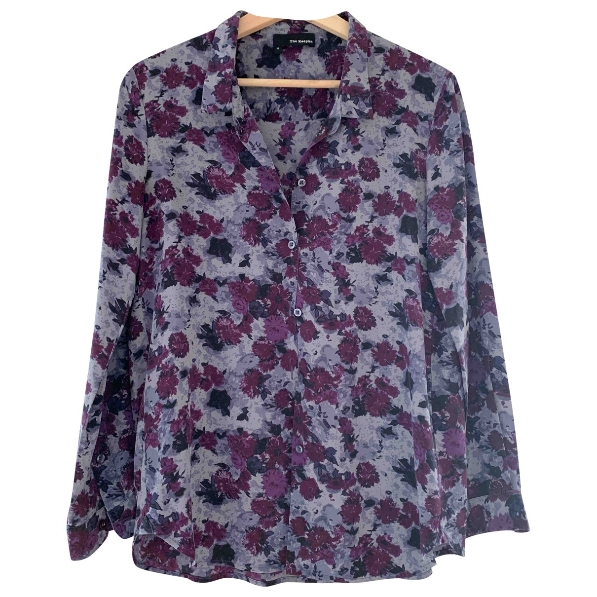 Camisa de Seda The Kooples