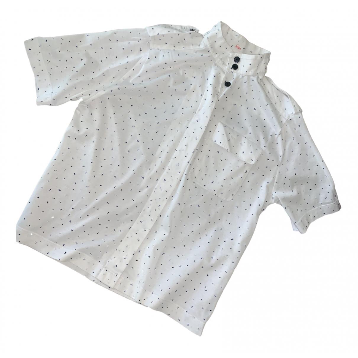 Akris \N Multicolour Cotton  top for Women 38 FR