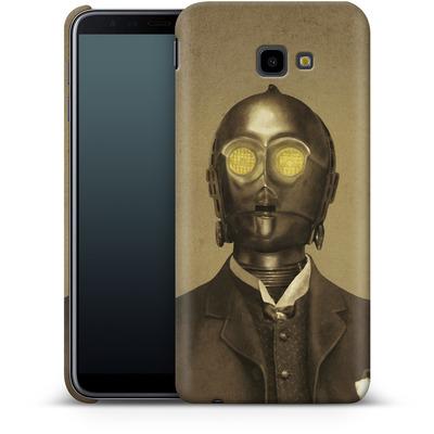 Samsung Galaxy J4 Plus Smartphone Huelle - Baron Von 3PO von Terry Fan