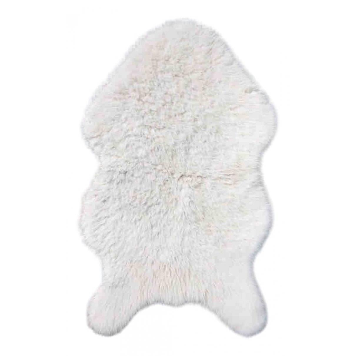 - Linge de maison   pour lifestyle en fourrure synthetique - blanc