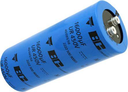 Vishay 4700μF Electrolytic Capacitor 500V dc, Screw Mount - MAL250019472E3 (12)